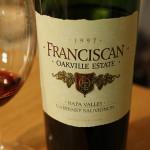2007年カベルネ・ソーヴィニヨンのカリフォルニアワインに注目
