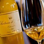 ワイン投資するなら、シャトーディケム(Chateau d'Yquem)の貴腐ワイン。