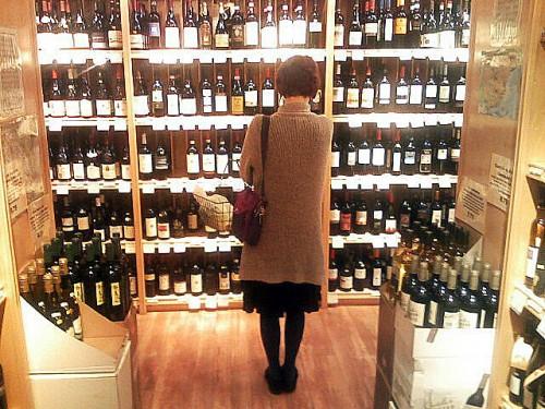 ワイン選びは苦行なのか?
